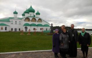 Паломническая поездка в Тервенический монастырь