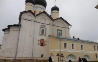 Паломническая поездка в Зеленецкий монастырь